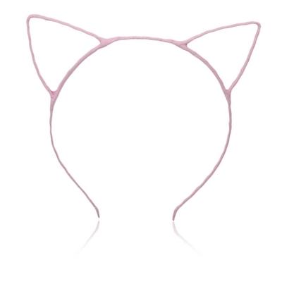 Как сделать собачьи уши на ободке своими руками