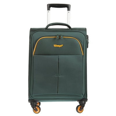 Чемодан GM14040w 18.5 dark green