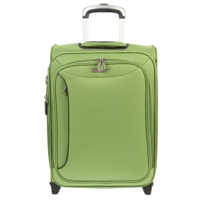 Чемодан GM12091T 20 light green